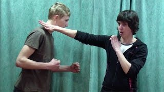 Вин Чун кунг-фу: урок 21. ЧУМ КИУ ТАО (Движение ФАК САУ)
