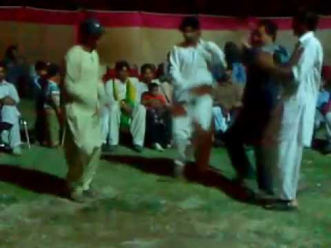 Asif Marriage - Afghan Attan Dance.