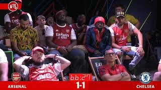 Arsenal 2-1 Chelsea | FA Cup Final | Reaction to Aubameyang's Second Goal