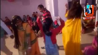 Rajwadi dance enjoy my sister merrige