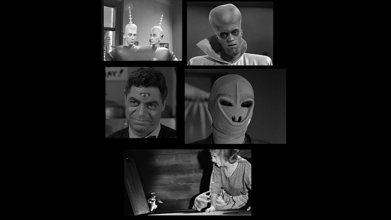 The Best Episodes of The Twilight Zone With Aliens (Halloween ...