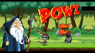 My upcoming Platformer for PC, WII Xbox One and Mobile Devices