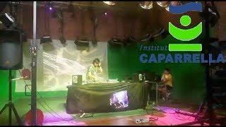 La Caparrella 2017  CFGM de Vídeo, Discjòquei i So. DJ Bacardit Lleida