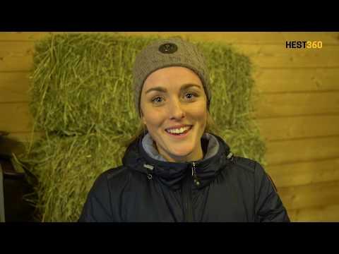 Vlog² 6 Landslagsrytter dressur Marie Hoff