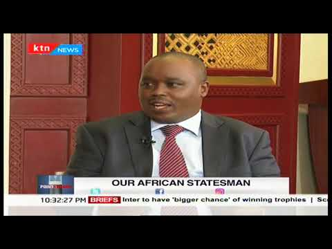 Download Governor Alex Tolgos, message about mzee Moi in Kalenjin | Point Blank with Tony Gachoka