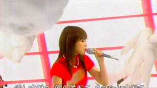 "ウTBんバージョン。 Ai kawashima sings. The title""My Love"""