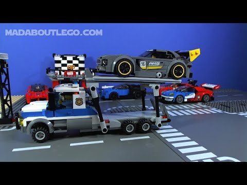 lego speed champions mercedes amg gt3 youtube. Black Bedroom Furniture Sets. Home Design Ideas