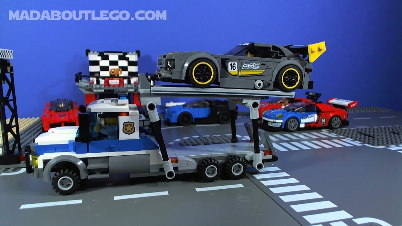 lego speed champions mercedes amg gt3 75877 youtube. Black Bedroom Furniture Sets. Home Design Ideas