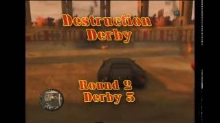 lkz ps3 grand theft auto iv destruction derby round 2 derby 2 3