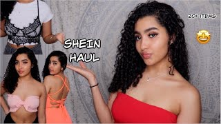 SHEIN TRY ON HAUL SUMMER 2020 | Jaylee Ortega