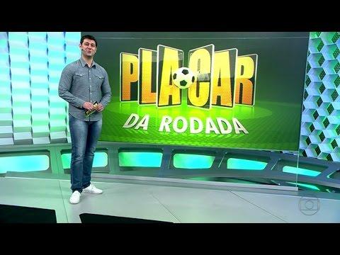 Placar da Rodada Copa do Brasil 2016, 25 08 2016