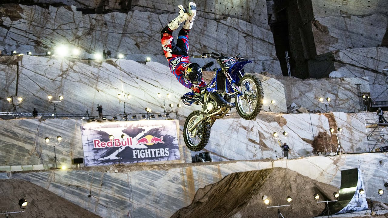 Clinton Moore's 1st Place FMX Run - Red Bull X-Fighters Athens 2015