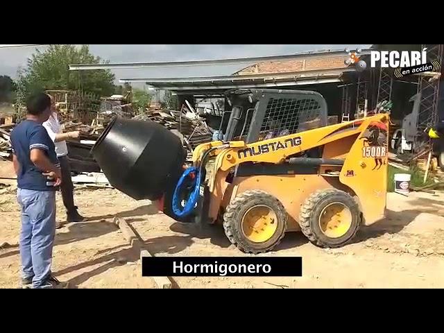 Implemento Homigonero