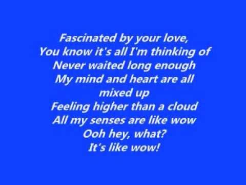 Like wow lyrics leslie Carter