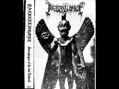 Pazuzelhomet - Sarcophagus Of The Lost Cowlcult