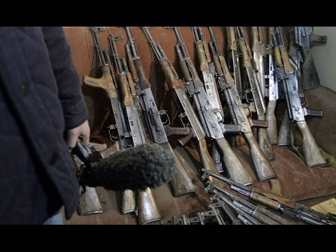 Illegal Gun Markets of Afghanistan  / تجارت غیر قانوی تجهیزات نظامی در افغانستان