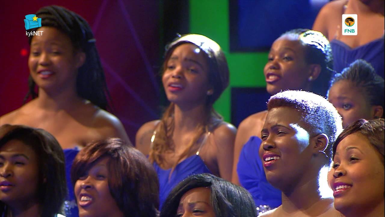 Varsity Sing: Soos 'n wildsbok