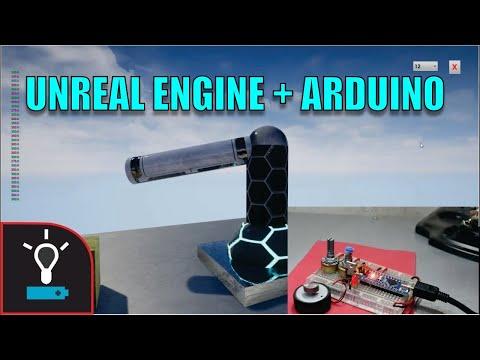 Proyecto en Unreal Engine Con Arduino