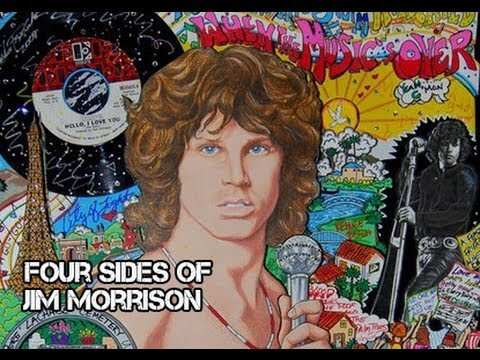 R.O.C.K. island - Four sides of Jim Morrison