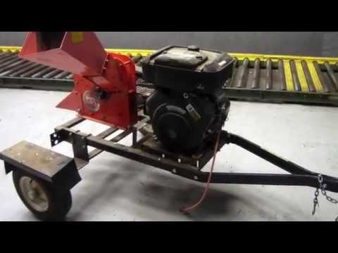 Professional Power DR Wood Chipper on GovLiquidation.com ...
