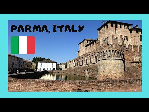 Parma (Italy), an architectural tour of this beautiful city