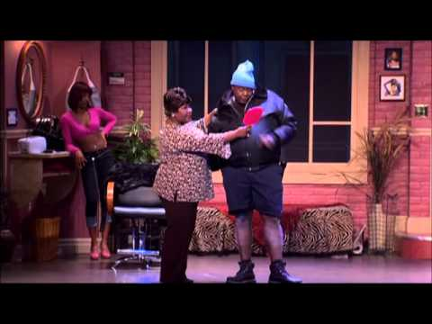 David E Talbert's Love in the Nick of Tyme - CLIP