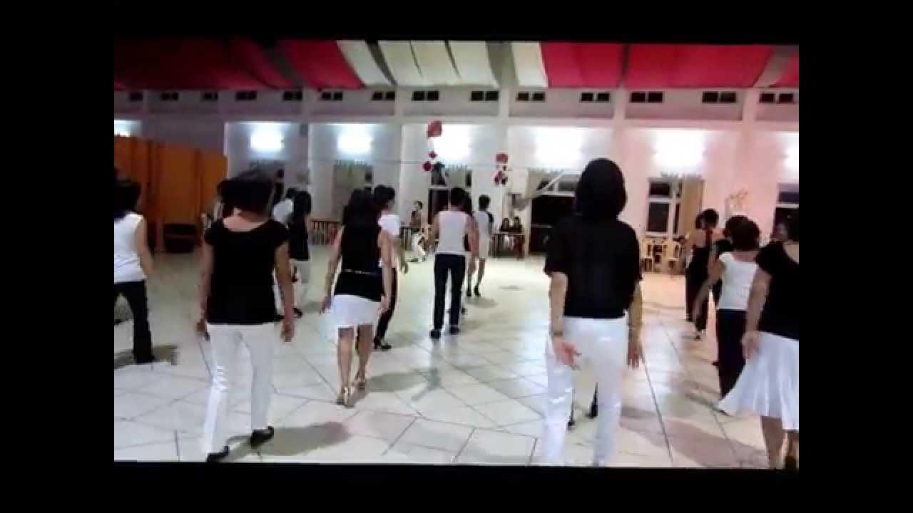 LINE DANCE -  Moon Like Lemon