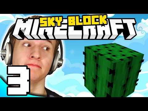PARTI JE GOTOV DEČKI! ( Minecraft Sky Block #3 )