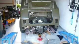 Restoration of my 1971 VW 181 Kübelwagen Thing