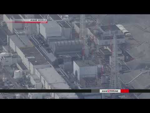 Fukushima plant reactor #3 gets new roof cover