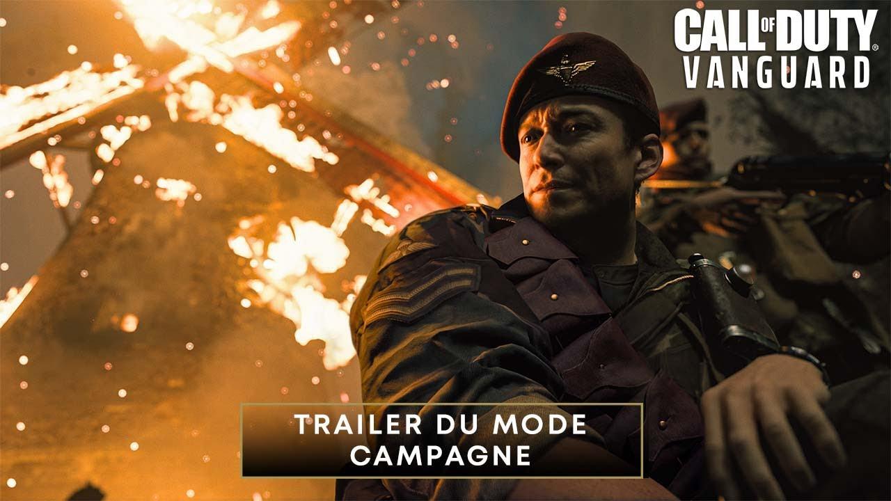 Download Call of Duty®: Vanguard   Bande-annonce de la campagne