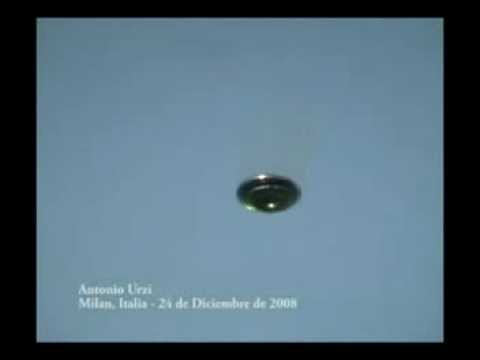2008 ITALY Cinisello Balsamo Milano - day: Dec 24 - UFO sighting - by Antonio Urzi