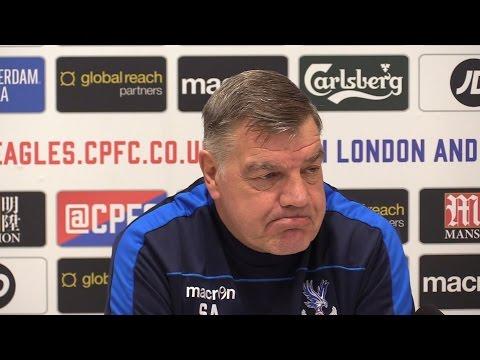 Sam Allardyce Full Pre-Match Press Conference - Crystal Palace v Manchester City - FA Cup