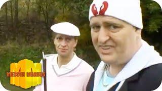 Sven Dudek trifft Golfer