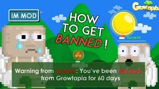 How To Get Banned In Growtopia 2020 Herunterladen