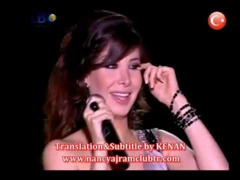 Nancy Ajram-Enta Eih Turkish Subtitle(Türkçe Altyazılı)