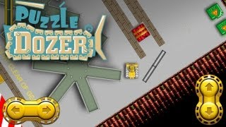 Puzzle Dozer - Puzzling Dozer Action for iPhone, iPad and Mac