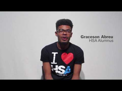 Harlem School of the Arts - Graceson Abreu