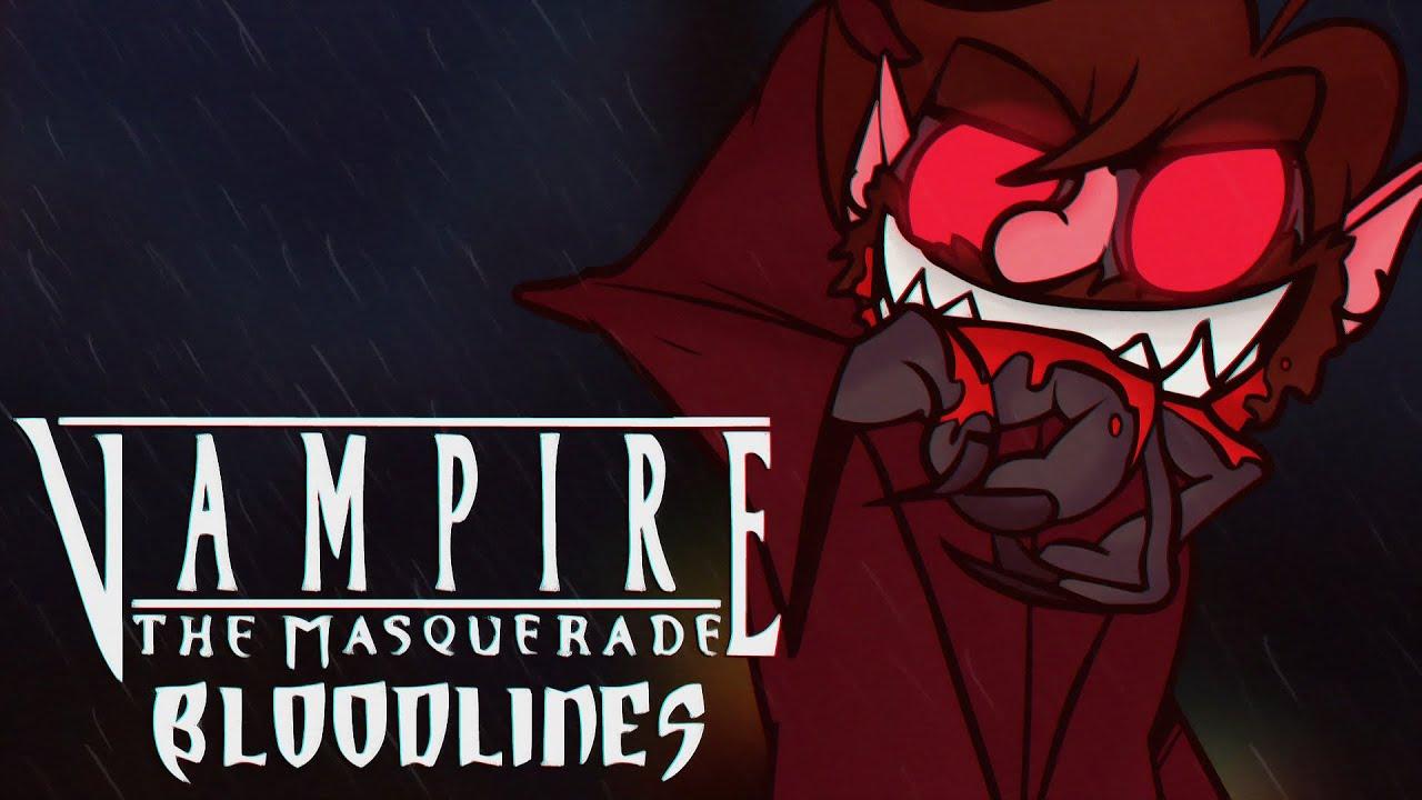 Секс в vampires the masquerade
