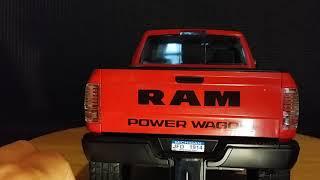 jouets- bruder Toys- Dodge Ram 2500-Heavy Duty-2017