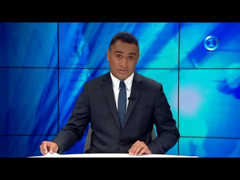 Fiji One News & Sports Update 200418