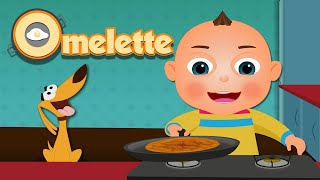 TooToo Boy - Omelette Episode | videogyan Kids Shows | Cartoon Animation For Children