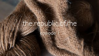 Episode 1: the republic of me: Knitting, Spinning and Painting podcast / vlog