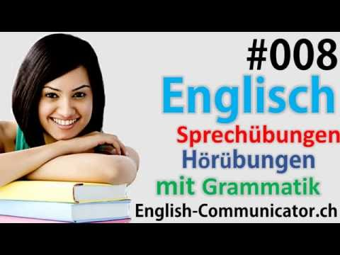 #8 Englisch grammatik für Anfänger Deutsch English Sprachkurse  Oben,Quiz,Rede,Ring,Hauptschule,