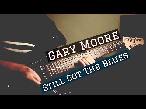 """Still Got The Blues"" - Gary Moore (Solo Cover) By Jack Thammarat"