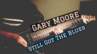 """""""Still Got The Blues"""" - Gary Moore (Solo Cover) by Jack Thammarat"""