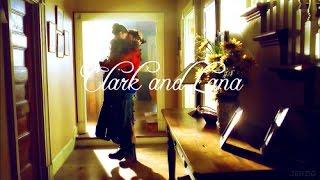 "●Smallville → Clark & Lana ""Best Clana Scenes"" I Won't Give Up"