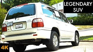 2001 Lexus LX470 Review - Built to CONQUER