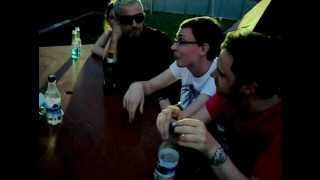 Interview Above Beyond Global Gathering 2008