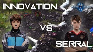 STARCRAFT 2 SERRAL vs INNOVATION (ZvT)